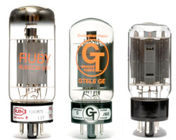 6L6 / 5881 Tubes For Amps