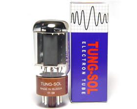 Tung-Sol 5881 Tubes For Amps
